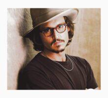 Johnny Depp One Piece - Long Sleeve