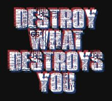 Destroy What Destroys You by doctorshaky