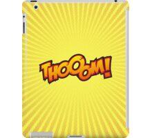 Thooom! iPad Case/Skin