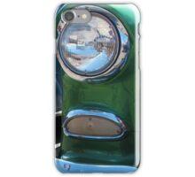 Classic 1950's Car Show iPhone Case/Skin