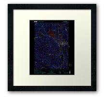 USGS TOPO Map New Hampshire NH Franklin 329566 2000 24000 Inverted Framed Print