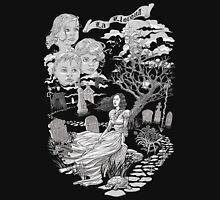 La Llorona (black and white) T-Shirt