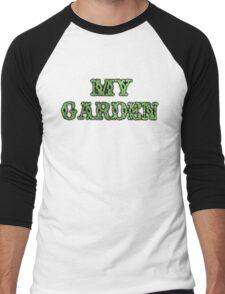 GARDEN Men's Baseball ¾ T-Shirt