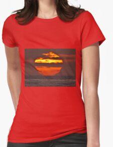 Pacific Ocean Sunset T-Shirt