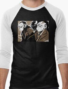 Chimp Mafia Men's Baseball ¾ T-Shirt