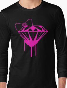 PINK DIAMOND TEE- REVISION™ Long Sleeve T-Shirt
