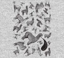 Camelids - Abrace la Diversidad T-Shirt