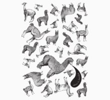 Camelids - Abrace la Diversidad Kids Clothes
