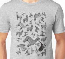 Camelids - Abrace la Diversidad Unisex T-Shirt