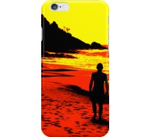 Beach Boy iPhone Case/Skin