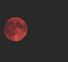 Blood moon by AnoukDyonne