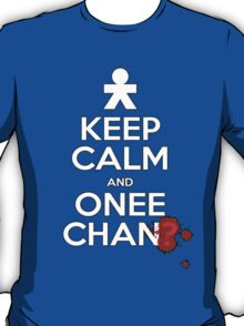 Keep Calm and Onee-Chan? T-Shirt