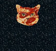 Pizza Cat  by SevenDeuce