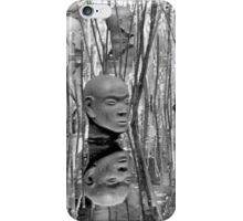 Reflective Heads iPhone Case/Skin