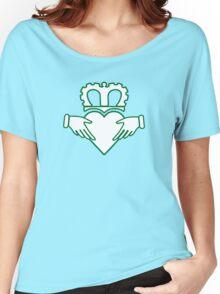 claddagh  ireland  irish crown Women's Relaxed Fit T-Shirt