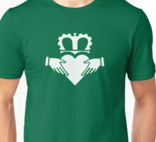 claddagh  ireland  irish crown Unisex T-Shirt