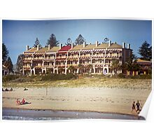 THE MARINES, GRANGE, STH AUSTRALIA Poster