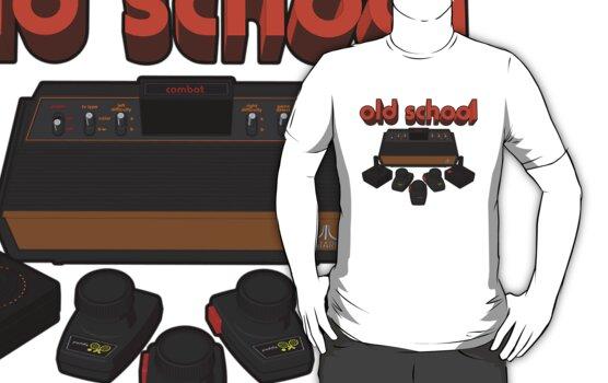 Old School Gamer 1 by ScienceofSpock