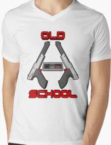 Old School Gamer 2 Mens V-Neck T-Shirt