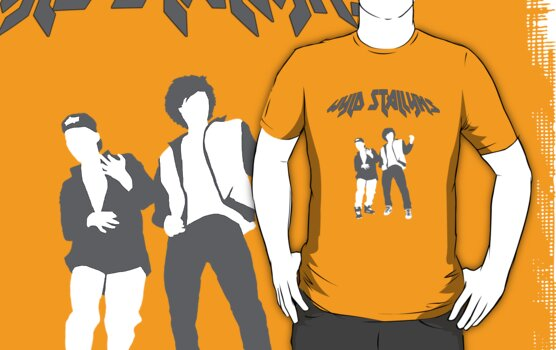 Wyld Stallyns (BILL & TED) by Alex Kittle