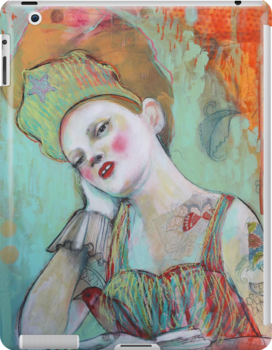 She Went To The Opera And Dreamt Of The Circus by Maria Pace-Wynters