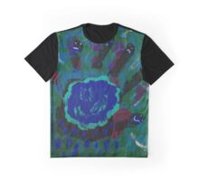 Finger Painting Graphic T-Shirt