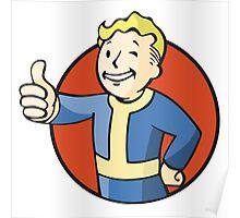 Fallout - Vault Boy Poster