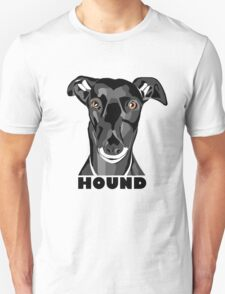Boris the Greyhound mk2 T-Shirt