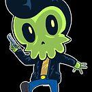 Skull Greaser by hpkomic