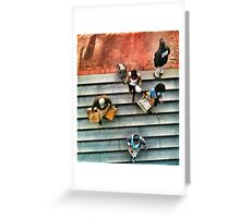 Nothing will change my world  Greeting Card