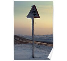 Cold Road Poster