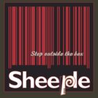 Sheeple StepOutside1 by Paul Fleetham