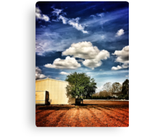 ~ the country farm ~ Canvas Print