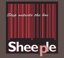 Sheeple StepOutside2 by Paul Fleetham