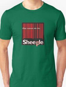 Sheeple StepOutside2 T-Shirt