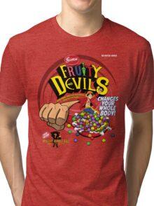 Gomu Fruity Devils Tri-blend T-Shirt