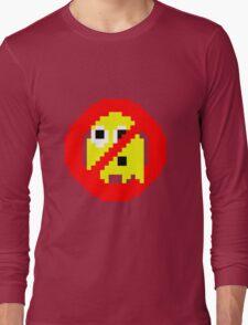 No Ghosts! Long Sleeve T-Shirt