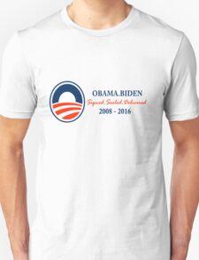 Obama Signed.Sealed.Delivered Tee Unisex T-Shirt