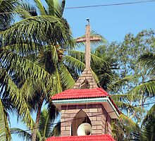 JUST A STEEPLE WITH A SOUND SYSTEM by HEARTSFORINDIA