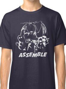 Herculoids Assemble Classic T-Shirt