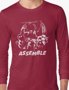 Herculoids Assemble Long Sleeve T-Shirt