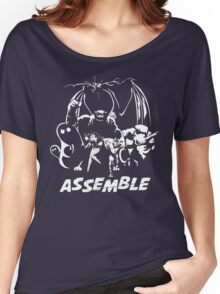 Herculoids Assemble Women's Relaxed Fit T-Shirt