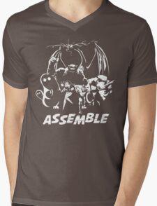 Herculoids Assemble Mens V-Neck T-Shirt