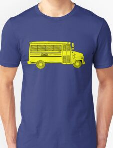 Old school bus T-Shirt
