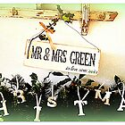 Merry Christmas MR &amp; MRS Green... by The Creative Minds