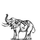 Elephant by IamDreamer