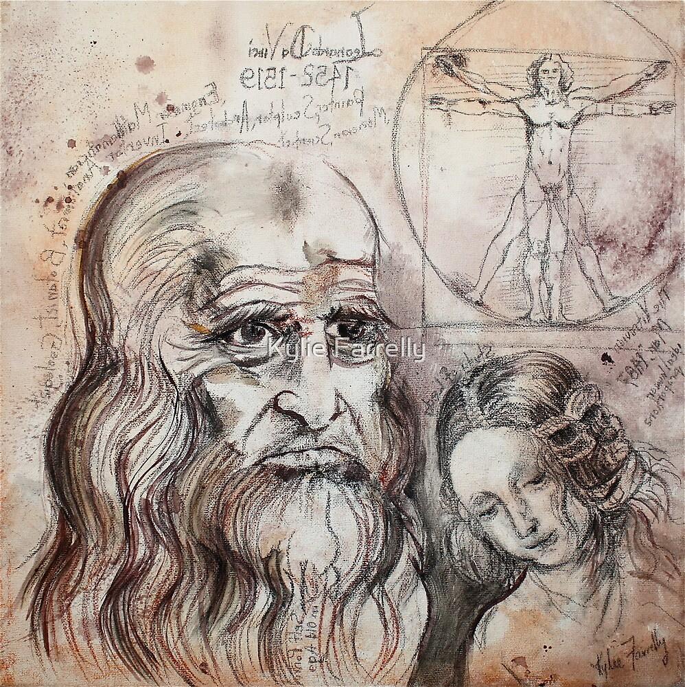 After Da Vinci by Kylie Farrelly