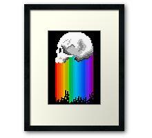 Pixix Framed Print