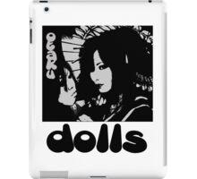 Otaku dolls iPad Case/Skin
