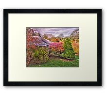Colours - Mount Wilson, NSW Australia - The HDR Experience Framed Print